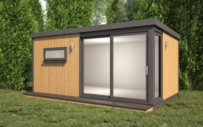 Edge Modern Garden Rooms