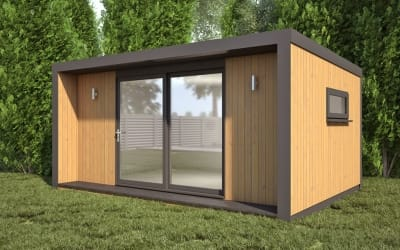 Enclose Modern Garden Rooms