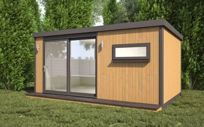 Eco Modern Garden Rooms